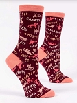 Cats! Cats! Cats! - Women's Crew Sock